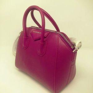 Givenchy Antigona Satchel  Mini Bag